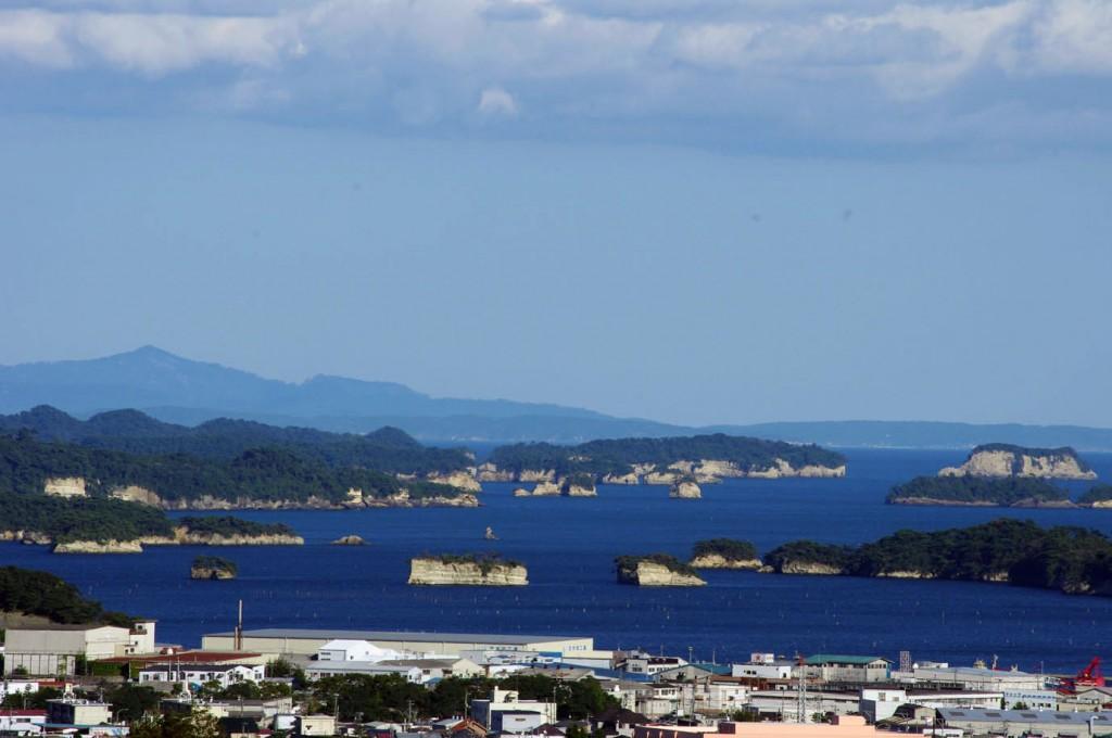 塩竈から浦戸諸島