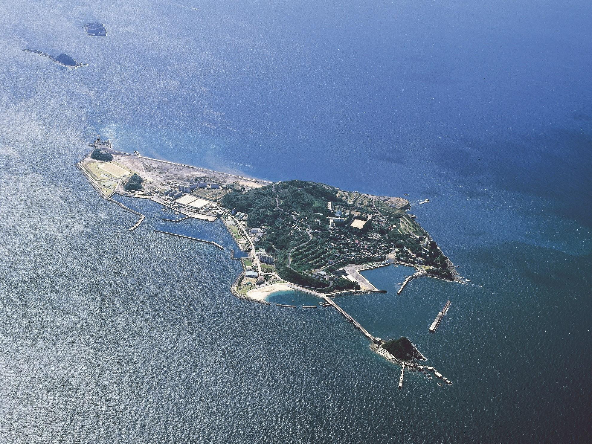 高島 航空写真-2