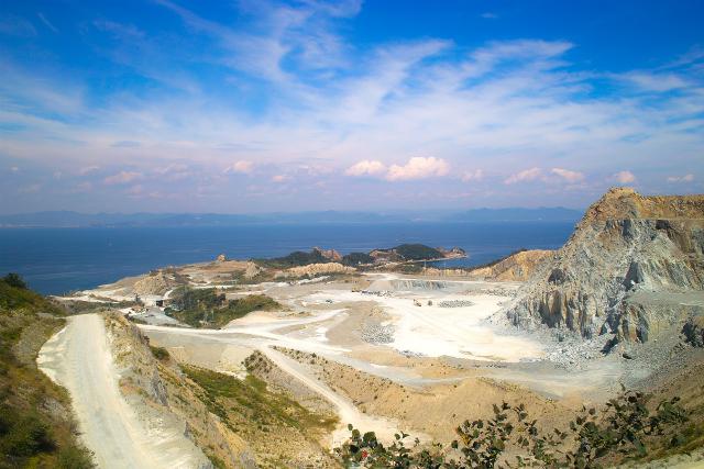 西島採石場3