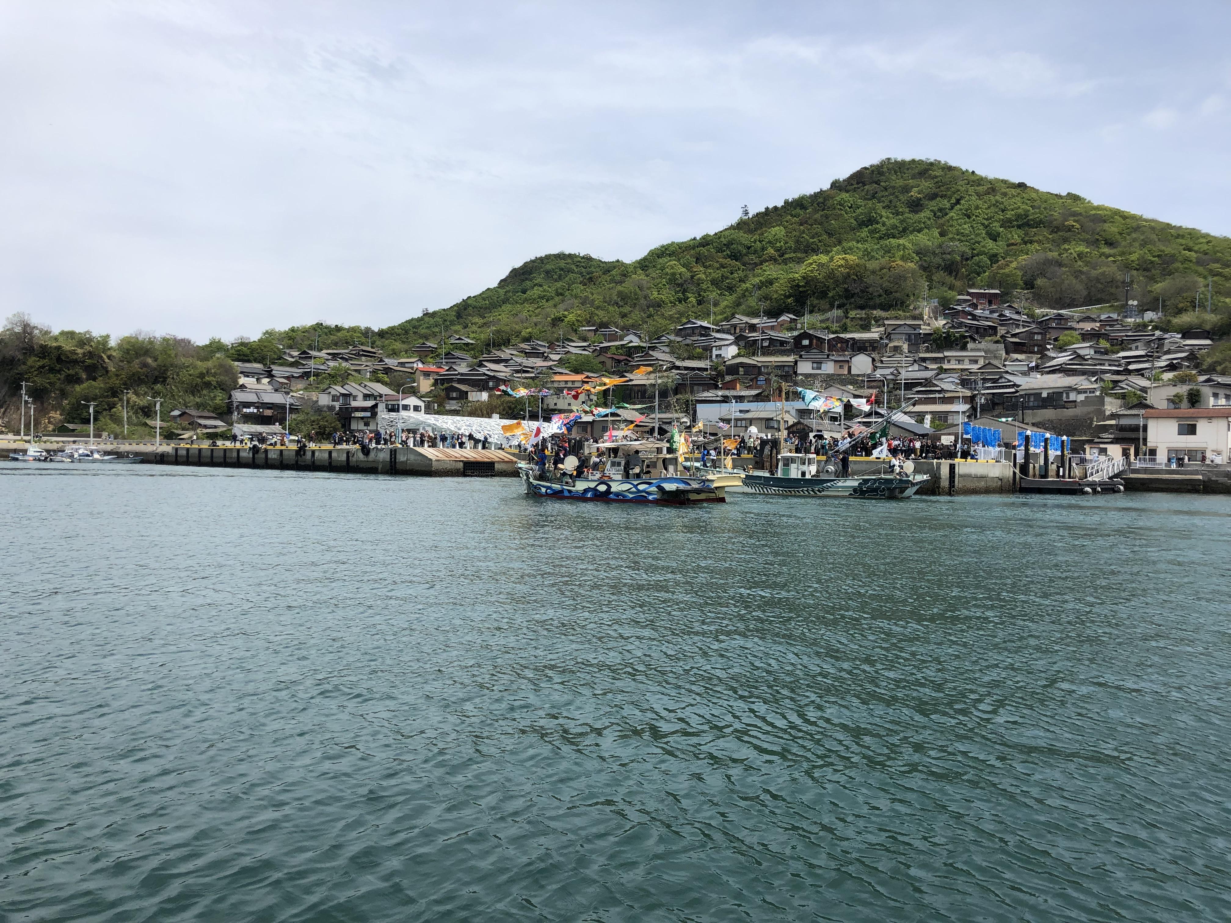 男木島(香川県)